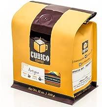 Guatemala Antigua Coffee - Whole Bean Coffee - Freshly Roasted Coffee - Cubico Coffee - 12 Ounce (Single Origin Guatemalan Coffee)