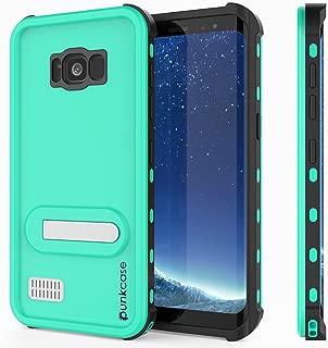 Galaxy S8 Plus Waterproof Case, Punkcase [KickStud Series] [Slim Fit] [IP68 Certified]..