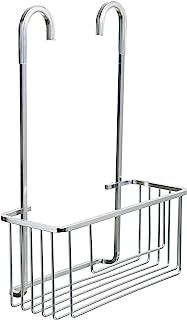 Tatay Cesta organizadora de Ducha con Colgador para Grifo, Aluminium, 38.5 x 12.8 x 28 cm