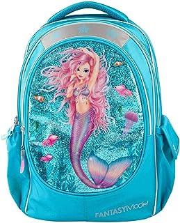 10982 Fantasy Model Mermaid - Mochila (23 x 34 x 44 cm), color azul