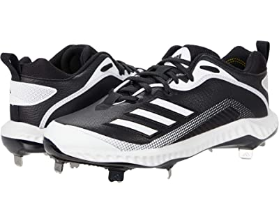adidas Icon 6 Bounce (Core Black/Footwear White/Footwear White) Men