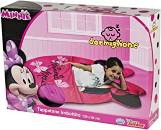 DSO Ods–Dormiglione Princess Minnie Mouse, Red/Clear, 35685