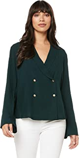 Sass Women's Sensation Blazer Blouse