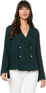 Sass Women's Sensation Blazer Blouse