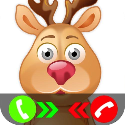 Fake Call From Reindeer Christmas 2020
