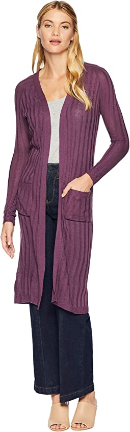 Bonita Long Cardigan