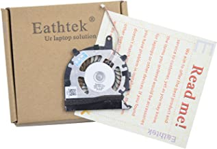 Eathtek Replacement CPU Cooling Fan for Sony Vaio Pro13 Pro 13 SVP13 SVP 13 SVP13A SVP132 SVP132A SVP13218SCB SVP13217SCB series, Compatible with part# UDQFVSR01DF0 300-0001-2755 300-0101-2755