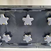Thermador Stove Protectors Stove Top Protector for Thermador Gas Ranges Ultra Thin Easy Clean Stove Liner