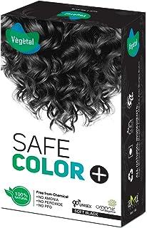Vegetal Safe Color 50GM (Soft Black)
