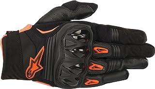 Alpinestars 3565018-1056-M Unisex-Adult Megawatt Gloves Black/Anthracite/Orange Md (Multi, one_Size)