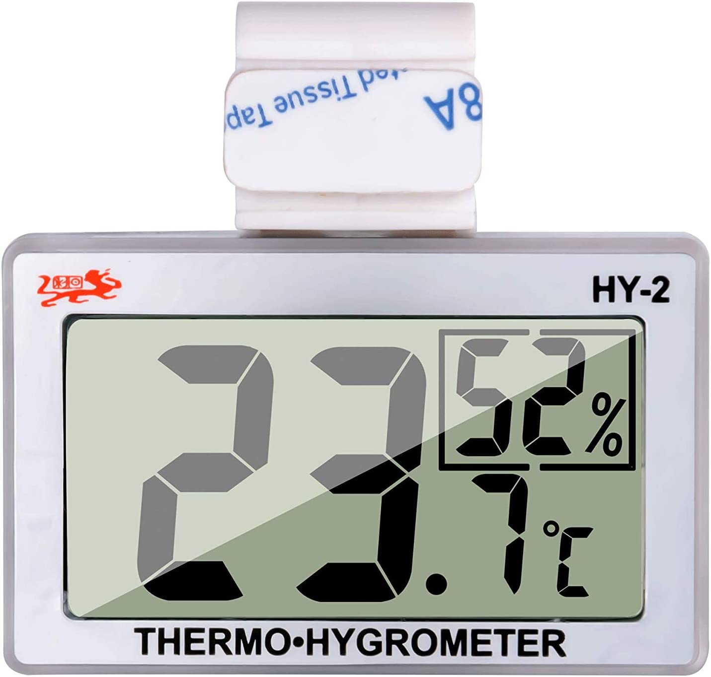 Selling and selling Reptile Thermometer Humidity and Temperature Gauges Max 53% OFF Sensor Repti