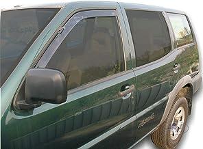 DGA 17.015 Derivabrisas para NISSAN TERRANO II 2000-2004 4 puertas