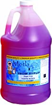 Paragon Motla Premium Sugar-Free Sno-Cone and Shaved Ice Syrup