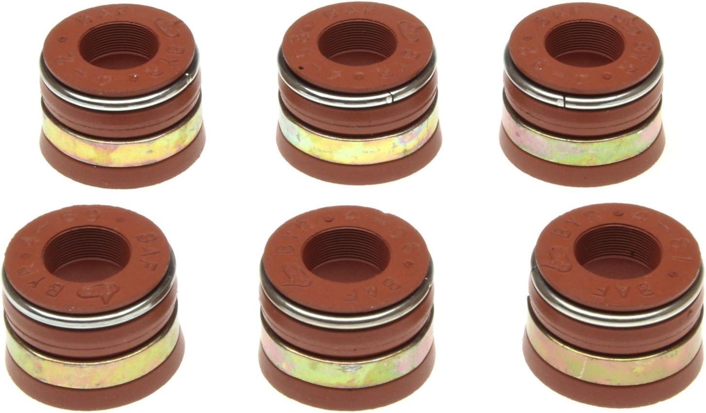 MAHLE SS45484 Las Vegas Mall Engine Valve Seal Stem Recommendation Set Oil