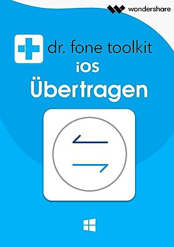 Wondershare dr.fone für iOS - iOS Übertragen für PC - 2018 [Download]