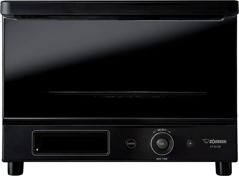 Zojirushi ET-ZLC30 Micom Black Boston Mall Boston Mall Oven Toaster