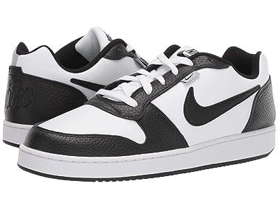 Nike Ebernon Low Premium (White/Black/Wolf Grey) Men