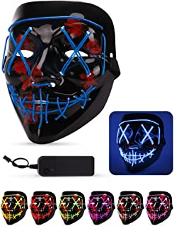Best neon x eyes mask Reviews