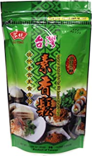 台灣谷統海苔芝麻素香松 Vegetarian imitation Pork Fiber Seaweed & Sesame Flavor 10.58 oz