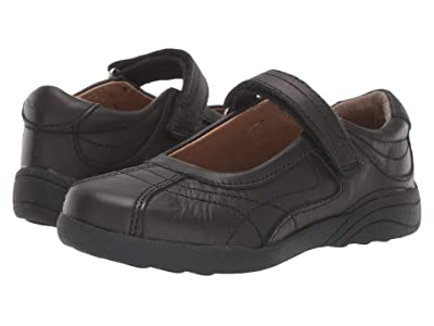 Stride Rite Claire (Toddler/Little Kid) (Black) Girls Shoes