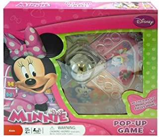 Cardinal Games Pop Up Board Game (Minnie Mouse)