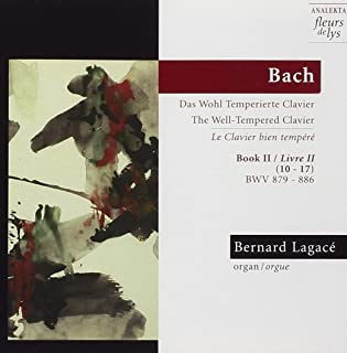 The Well Tempered Clavier, Book 2