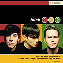 won t be home for christmas blink 182