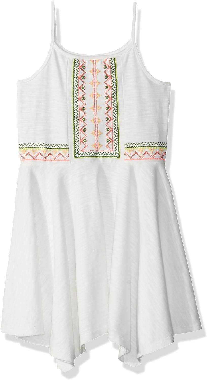 Crazy 8 Girls' Big Sleeveless Casual Midi Knit Dress