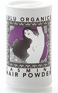 Lulu Organics Jasmine Hair Powder/Dry Shampoo - 1oz