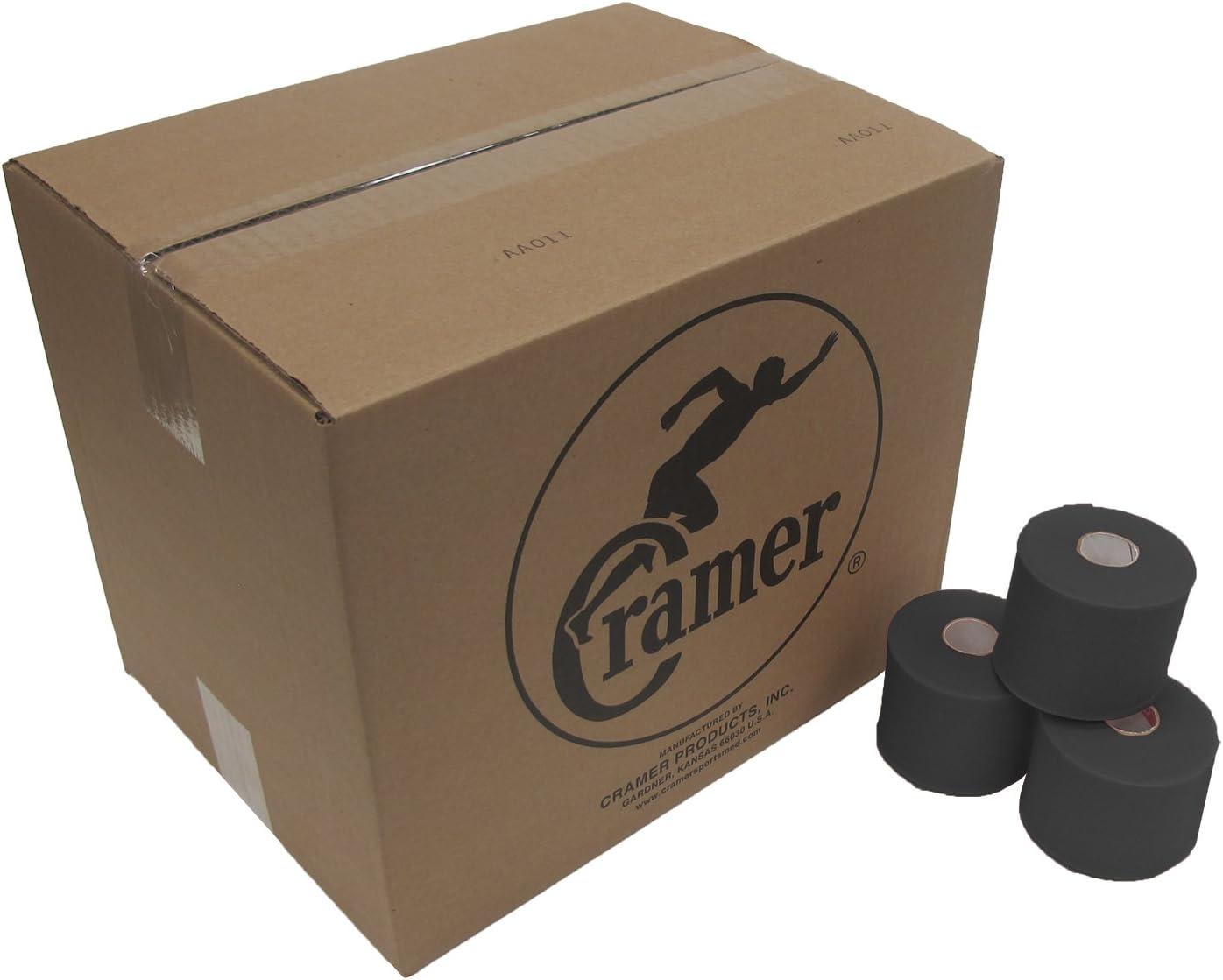 Cramer Tape Seasonal Wrap Introduction Underwrap Bulk Case of PreWrap for Athl Rolls 48 Wholesale