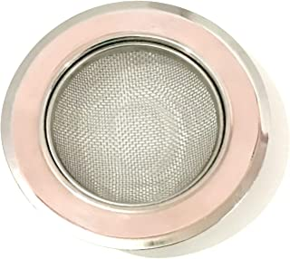 Kitchen Sink Strainer Stainless Steel Drain Filter Strainer Basket Strainer Replacement for Standard Drains Mesh Sink Drai...