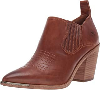 Frye Women's Faye Shootie Fashion Boot, Caramel, 9.5 M US