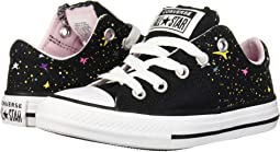 Black/Mod Pink/White