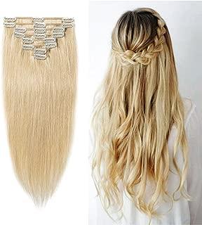 Best blonde hair clip ins Reviews