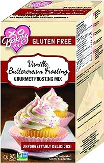 XO Baking Gourmet Vanilla Buttercream Frosting Mix
