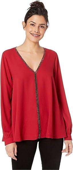 Sparkle Long Sleeve Top