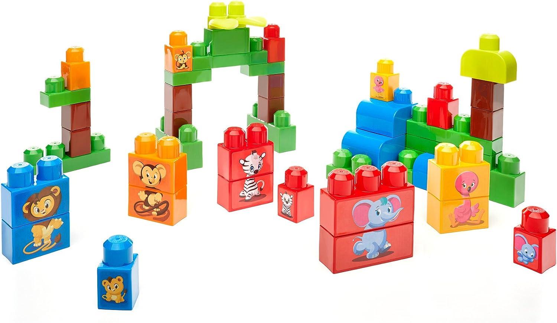 Mega Bloks Max 51% OFF Families 5 ☆ popular Animal