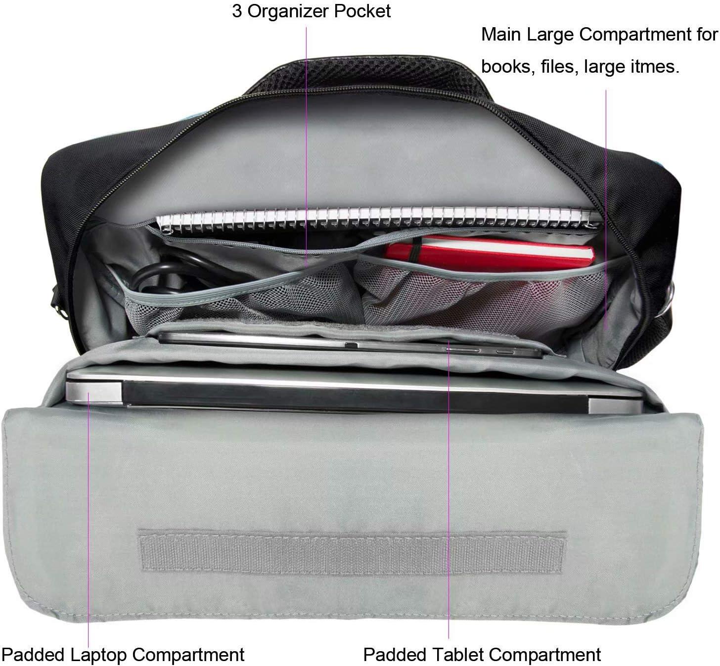 15.6 Inch Laptop Backpack Briefcase for Fujitsu LIFEBOOK A3510 A359 E459 E5510 E559 U7510 U759