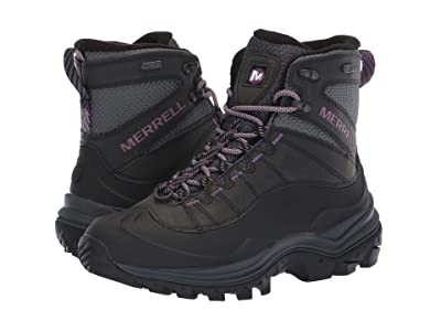 Merrell Thermo Chill 6 Shell Waterproof (Black) Women
