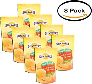 PACK OF 8 - Sunsweet Phillipine Grown Mango, 9 Oz