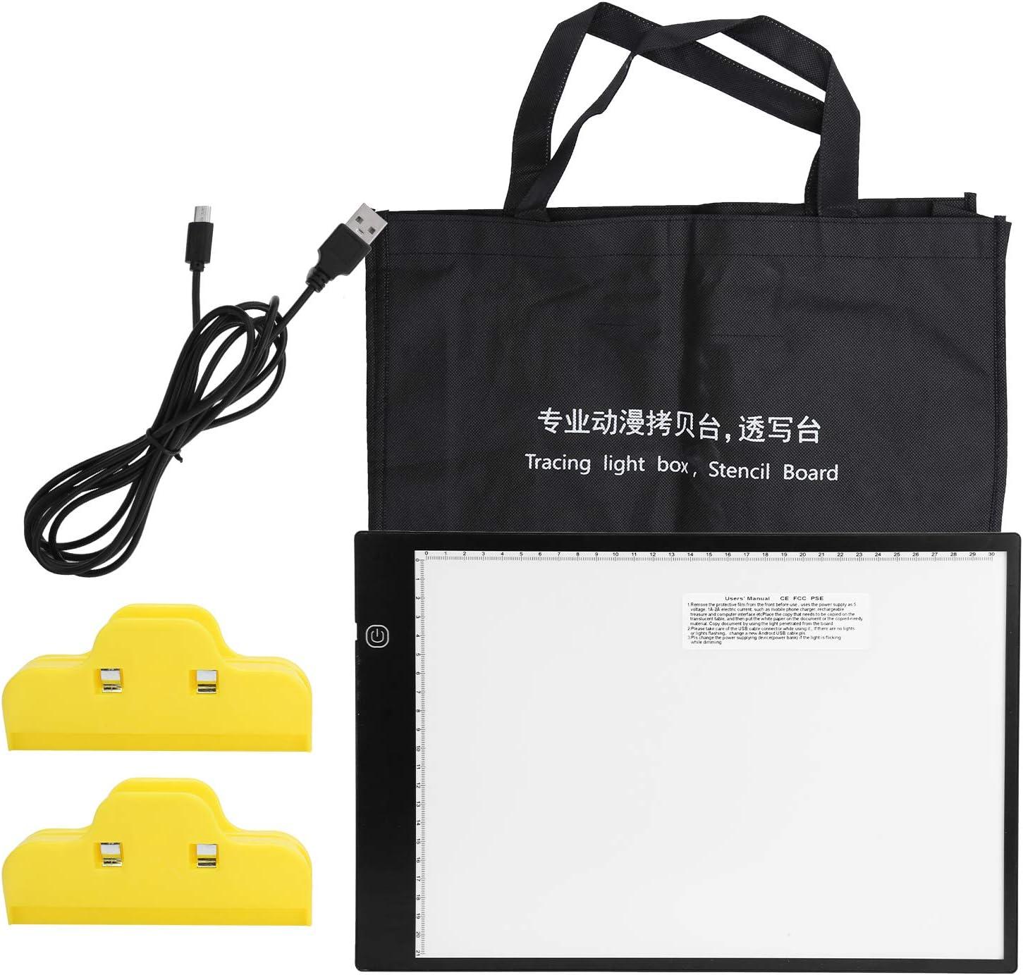 Superlatite LED Copy Board Light Box Tracing Portable A4B Finally resale start Dimmable A4