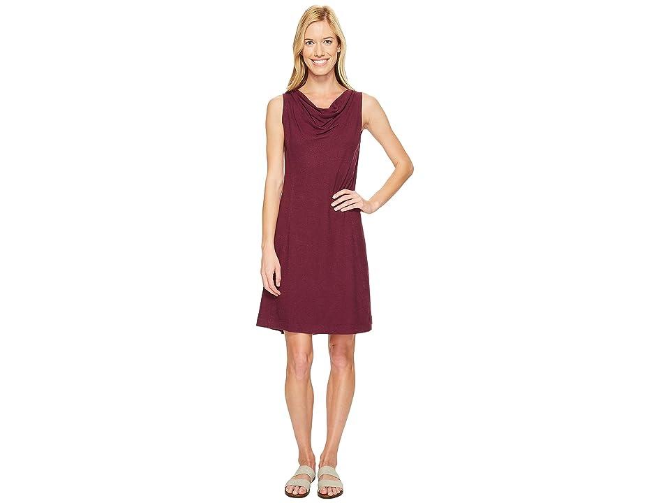 Royal Robbins Flynn Dress (Plum Wine) Women