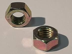 Acero galvanizado, M8 25 piezas grandes arandelas DIN 9021 HV 140 acero amarillo galvanizado