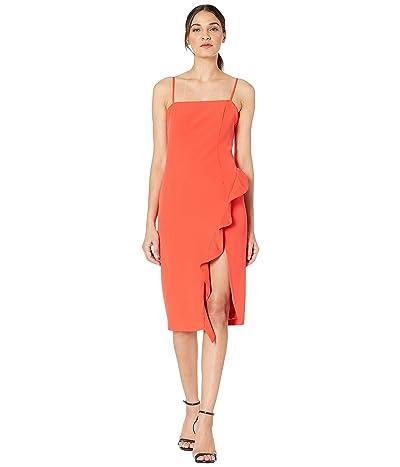Bardot Carmelle Midi Dress (Poppy Red) Women