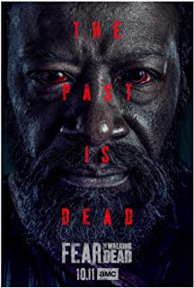 Vscdye Fear The Walking Dead Saison 6 Films Classiques Affiches et Impressions Art Toile Peinture décor à la Maison Art Af...