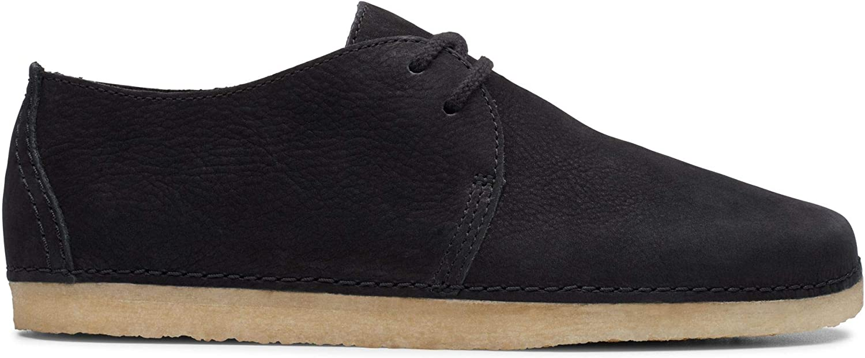 Clarks ORIGINALS Womens Ashton Nubuck 5.5 Award security Black US Shoes