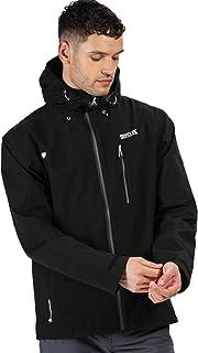Regatta Men's Birchdale' & Breathable Technical Hooded Hiking Jackets Waterproof Shell