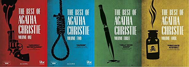 Best of Agatha Christie Volumes 1-4