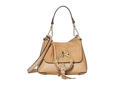 See by Chloe Joan Mini (Coconut Brown) Handbags