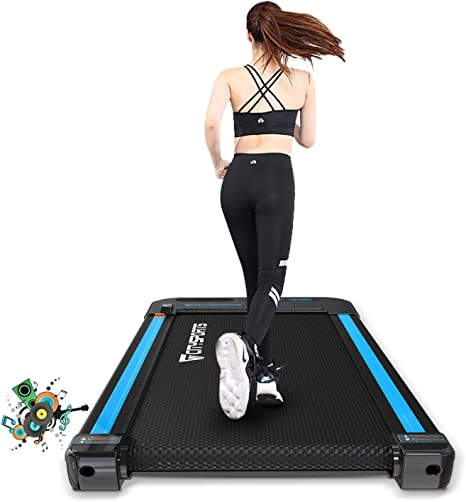 CITYSPORTS Treadmill 440W Motor, Electric Walking Machine Bluetooth Built-in Speakers, Adjustable Speed and more...